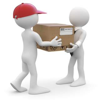 Znalezione obrazy dla zapytania dostawa paczki